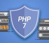 php 7 в в разработке сайтов